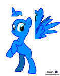 MLP Vector Base /Free2Use by MLPBlueRay