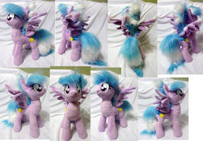 Cloudchaser plushie by Rens-twin