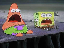 LOL Spongebob and Patrick by TheMexicanFunk