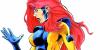 X-Men stamp - Jean Grey 90's uniform 4 by Csodaaut