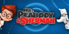 Mr. Peabody and Sherman stamp - Logo no.3 by Csodaaut