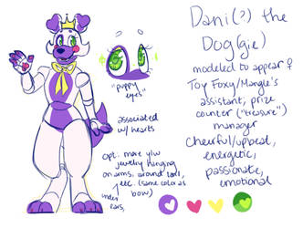 Dani the Dog(gie) by ace-pyro