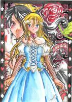 Alice by tatah-chan