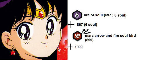 Sailor Mars 's Gene by anubis55513