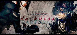 Darkness by BlackNinfaQueen