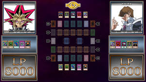 My Yu-Gi-Oh! Dueling Video Layout by MillenniumShadow