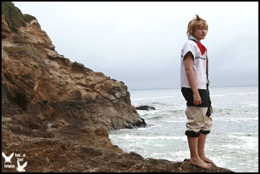 Standing on the Rocks by TTCosplay