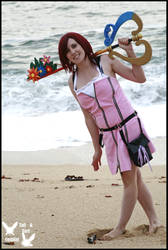 Keyblade and the Waves by TTCosplay