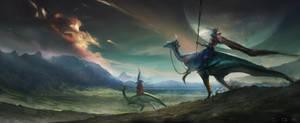 Don Kichot by LukaszSienkiewicz