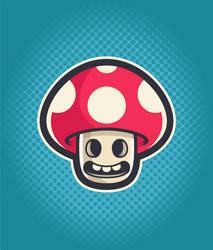 Mushroom by mictoon