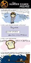 Hunger Games meme by Bonday