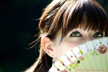 Too shy by FairyFunny