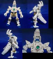 Cybcon Ex Beast Wars Grimlock1 by GRIMLOCKPRIME108