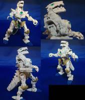 Cybcon Ex Beast Wars Grimlock2 by GRIMLOCKPRIME108