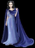 Queen Arwen by Hrivalasse