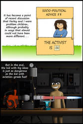 Comparative Childhoods by uncle-bilbo