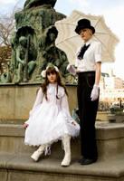 Lolita and EGA by Chuckduck