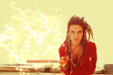 Samuel Larsen Wallpaper by criminal-who