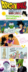 DragonBall Meme by TechnoRanma