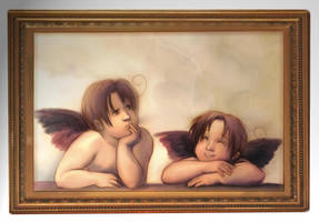 Italia Angels by TechnoRanma