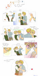 USUK - Strictly Come Dancing by TechnoRanma