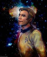 Captain James T. Kirk by TechnoRanma