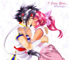 I Love You - ReiMao by TechnoRanma