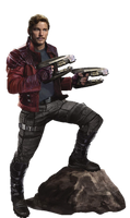 Vol. 2 Star-Lord 1 - PNG by Captain-Kingsman16