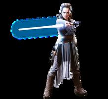 The Last Jedi Rey 1 - Png by Captain-Kingsman16