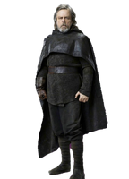 The Last Jedi Luke Skywalker (2) - PNG by Captain-Kingsman16