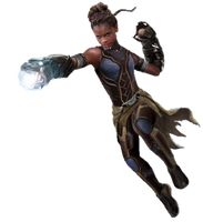 Shuri (6) - PNG by Captain-Kingsman16