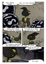 Somewhere Other Arc 1: Chapter 2-1 by CECameron