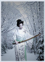 Lady Snowblood by blackhandruby