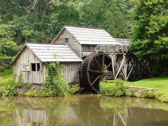 Mabry Mill by SopChoppy