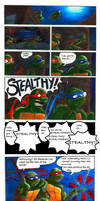 TMNT: Payback by loolaa