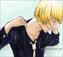 Shinji by loolaa