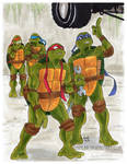 TMNT: Show me how to fix it... by loolaa