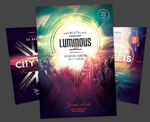 City Flyer Bundle Vol.06 by styleWish