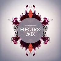 Electro Mix CD Cover Artwork by styleWish
