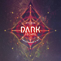 Dark Techno CD Cover Artwork by styleWish