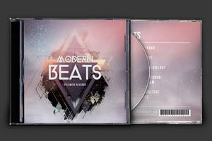 Modern Beats CD Cover Artwork by styleWish