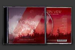 Modern View CD Cover Artwork by styleWish