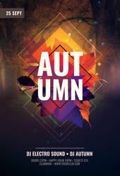 Autumn Flyer by styleWish