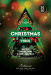 Christmas Vibes Flyer by styleWish