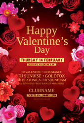 Valentine Flyer by styleWish