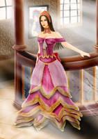 Princess by hendriempire