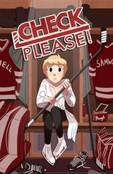 Check, Please book cover by ngoziu