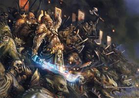Veerbeg's lord by BGK-Bengiskhan