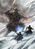 Titan wrath by BGK-Bengiskhan