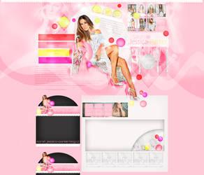 Ordered Design-Sarah Jessica Parker by AnneRDobbs